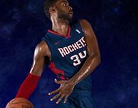 Houston Rockets - Design Fusion Concept