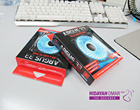PACKAGING - GAMING LED PC FAN