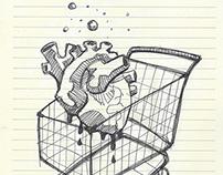 A RAYAS / Ilustration