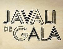 Javali de Gala - Brasil