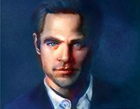 Digital Portrait - New Digital Painting Technique