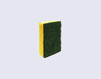 Parex - Sponge Print Ad