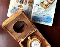 Chronometer; 3D