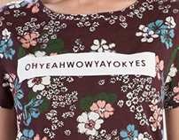 Ohyeahwowyayokyes - Stradivarius