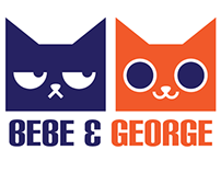 Bebe & George Logo Design