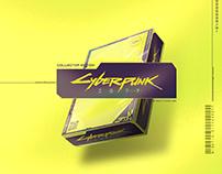 CYBERPUNK 2077 - PLAYING CARDS