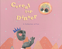 Cereal for Dinner Zine