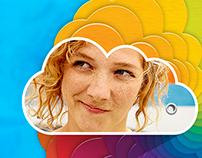 Сайт и дизайн рекламной кампании «Всё в Ажуре!»