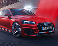 Audi RS5 Coupé - Full CGI