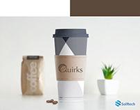 Logo Design - Coffee Quirks