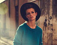 FASHION EDITORIAL - STREETS OF MERIDA