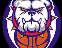 Logo para equipo de basket de Rengo Naranjal