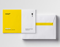 Resepto — Branding for culinary service