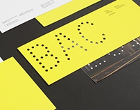 BAC Architectes, visual identity
