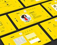 Pencil - A Fresh Virtual Business-Card /CV/Resume HTML