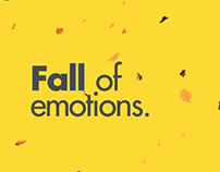Fall Of Emtions