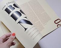 Viudas y Huérfanas / diseño editorial