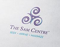 The Sam Centre (Branding Identity)