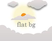 flat bg
