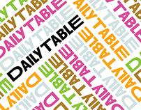 Rebranding: Daily Table