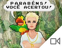 Jogo das Perucas - Mais Você - TV Globo - GSHOW.