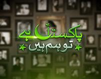 Pakistan He Tu Hum Hai (Hum Sitaray)