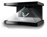 Dreamoc HD3 - holographic display