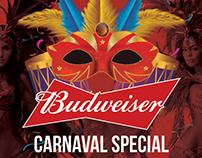 Budweiser Carnival Poster 2018