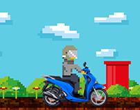 Honda Motos • Dia do Orgulho Nerd