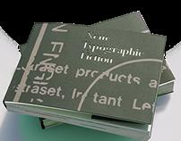 Neue Typographic Fiction