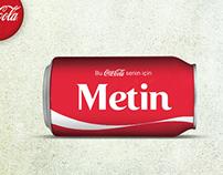 Coca Cola - sevgililer gunu