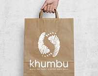Khumbu - Logo, Business Card and Paper Bag Design