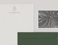 KOLUMNA PARK rebranding concept