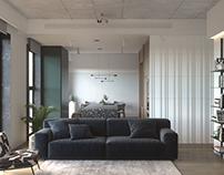 Esentai City apartment