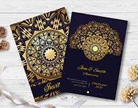 Luxury Invitation Card Design