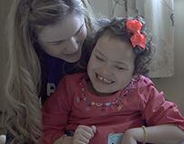 DOCUMENTARY - Rainbow Trust - 'Amelia's Story'