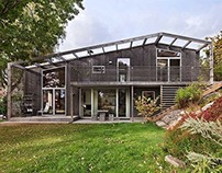 Green Bean House by Arctic Studio