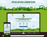 Lidl Romania - Recycling Campaign Website