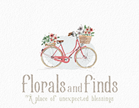 Florals ans finds