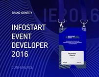 IE2016DEV. Conference Brand Identity