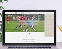 Concept design - Ośrodek Sportu i Rekreacji w Dzierżono