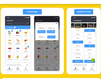 Case Study Food Recipe App