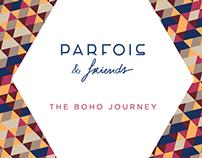 Parfois Boho Journey