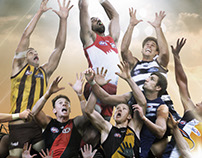 AFL Finals / Multi-Image Compositing