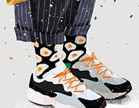 socksgirl* | illustration set