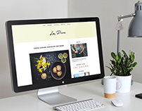La Pura - A Minimal WordPress Theme for Bloggers