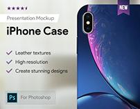 iPhone Case PSD
