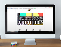 RESPONSIVE WEB | Supermercado Arco Iris SA