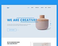 Dory Website | 2016