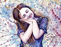 Water Color Paintings